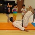 【ひまわり組】柔道教室