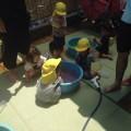 【黄色ちゅうりっぷ】色水遊びをしたよー!