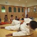 【ばら組・ひまわり組】柔道教室