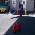 防災訓練~初期消火訓練~