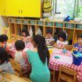 大井小学校のお兄さんお姉さんに遊んでもらったよ♪