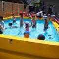 夏だ!プールだ!水遊びだ!