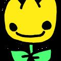 黄色ちゅうりっぷ枯葉のふかふかベッド体験&なりきり太鼓♪