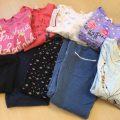 【寄付】保育園用のお洋服をもらいました!