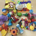 【寄付】赤ちゃんのかわいいおもちゃを頂きました♪