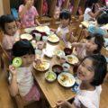 【食育】カレーパーティー