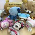 【寄付】ぬいぐるみ、おもちゃを沢山頂きました。