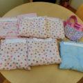 【寄付】お人形用のお布団を頂きました